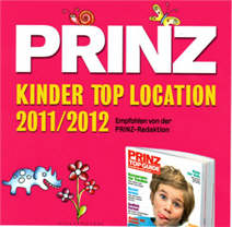 Kinder TOP Location 2011 2012